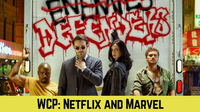 Netflix Trims Down Marvel