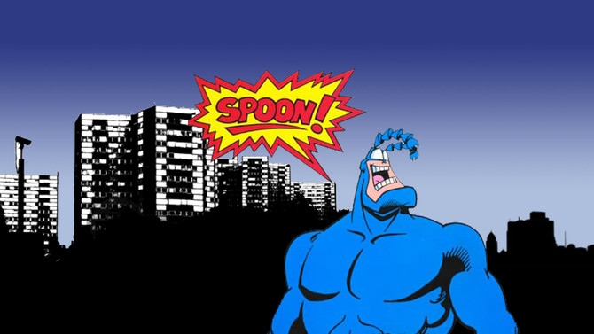 The Tick...All 3 Versions