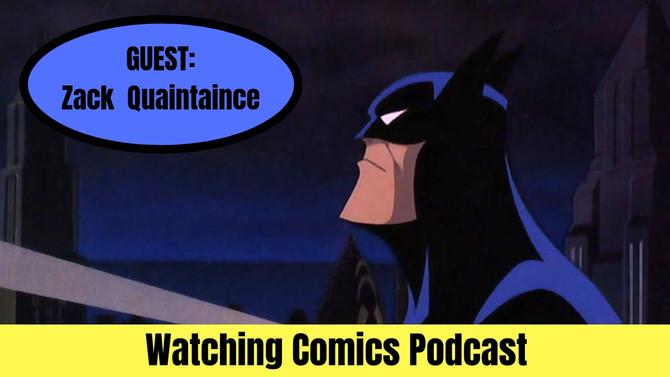 Guest - Zack Q. of Batman's Bookcase