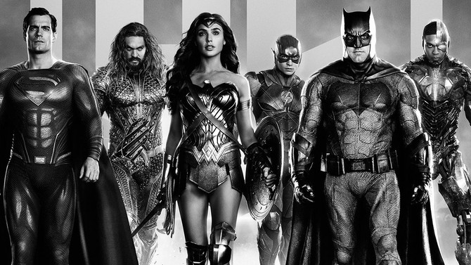 Reviewing 'Zack Snyder's Justice League'