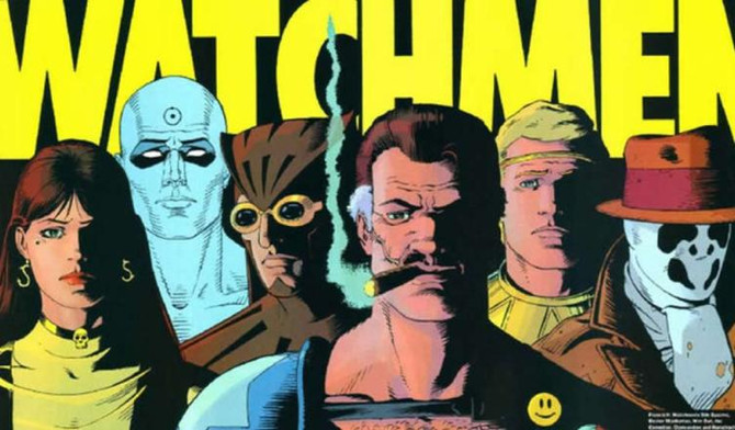 WATCHMEN - CASTING HBO's RE-BOOT