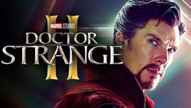Raimi and Doctor Strange