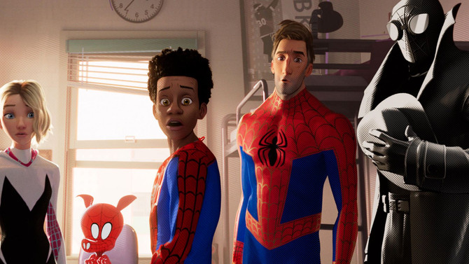 SPIDERVERSE & Ranking Spidey Flicks