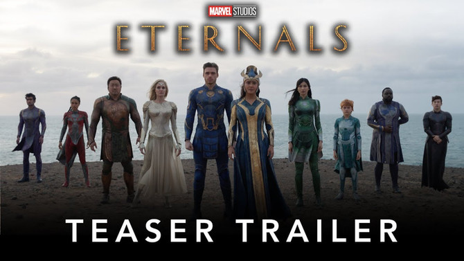 'Eternals' - Trailer Reactions