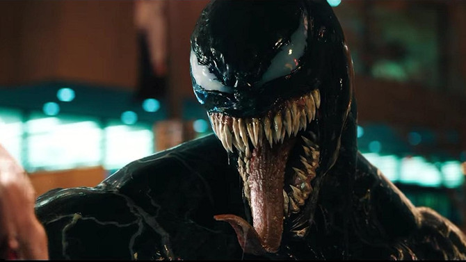 Venom Trailer - Reactions