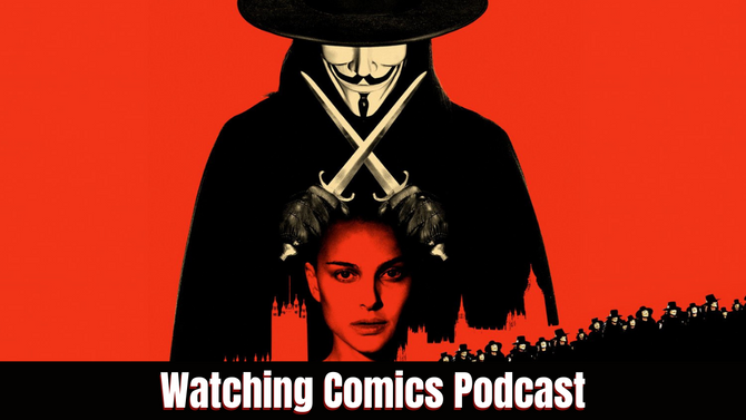 Remembering 'V for Vendetta'