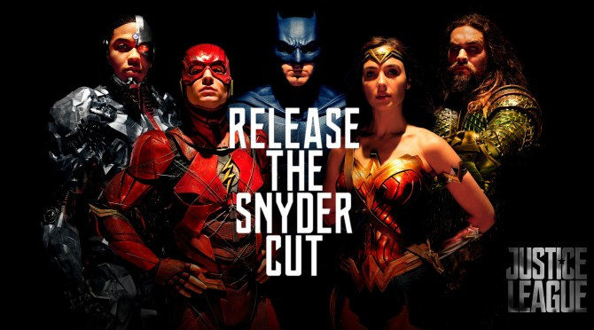 3 Questions on The Snyder Cut