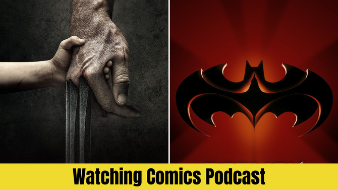 Re-Casting 'Logan' and 'Batman & Robin'