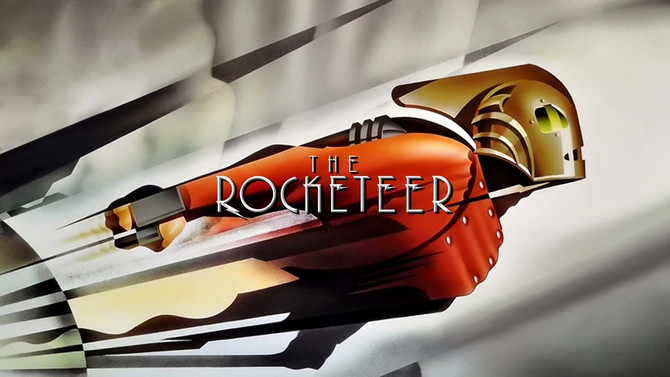 Re-Visiting THE ROCKETEER