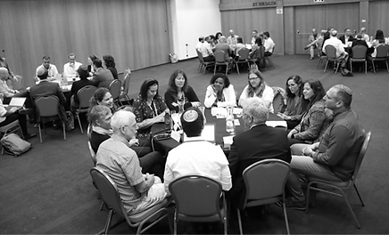 A Mechanism for Direct Consultation Between Israel and world Jewry