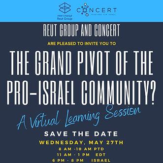 ההזדמנות הגדולה של קהילת הרשת הפרו-ישראלית