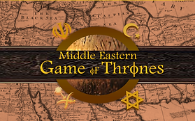 Middle Eastern Game of Thrones