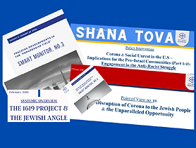 Rosh Hashanah 'Grand-Pivot' Activities Update