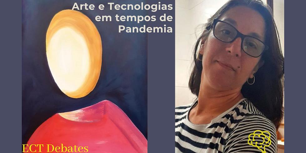 Arte e tecnologia em tempos de Pandemia