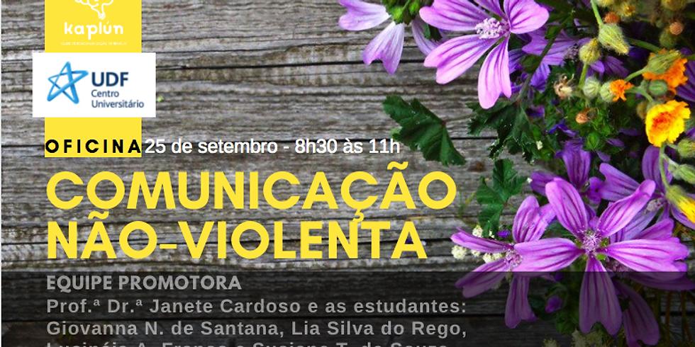 Oficina 'COMUNICAÇÃO NÃO-VIOLENTA'
