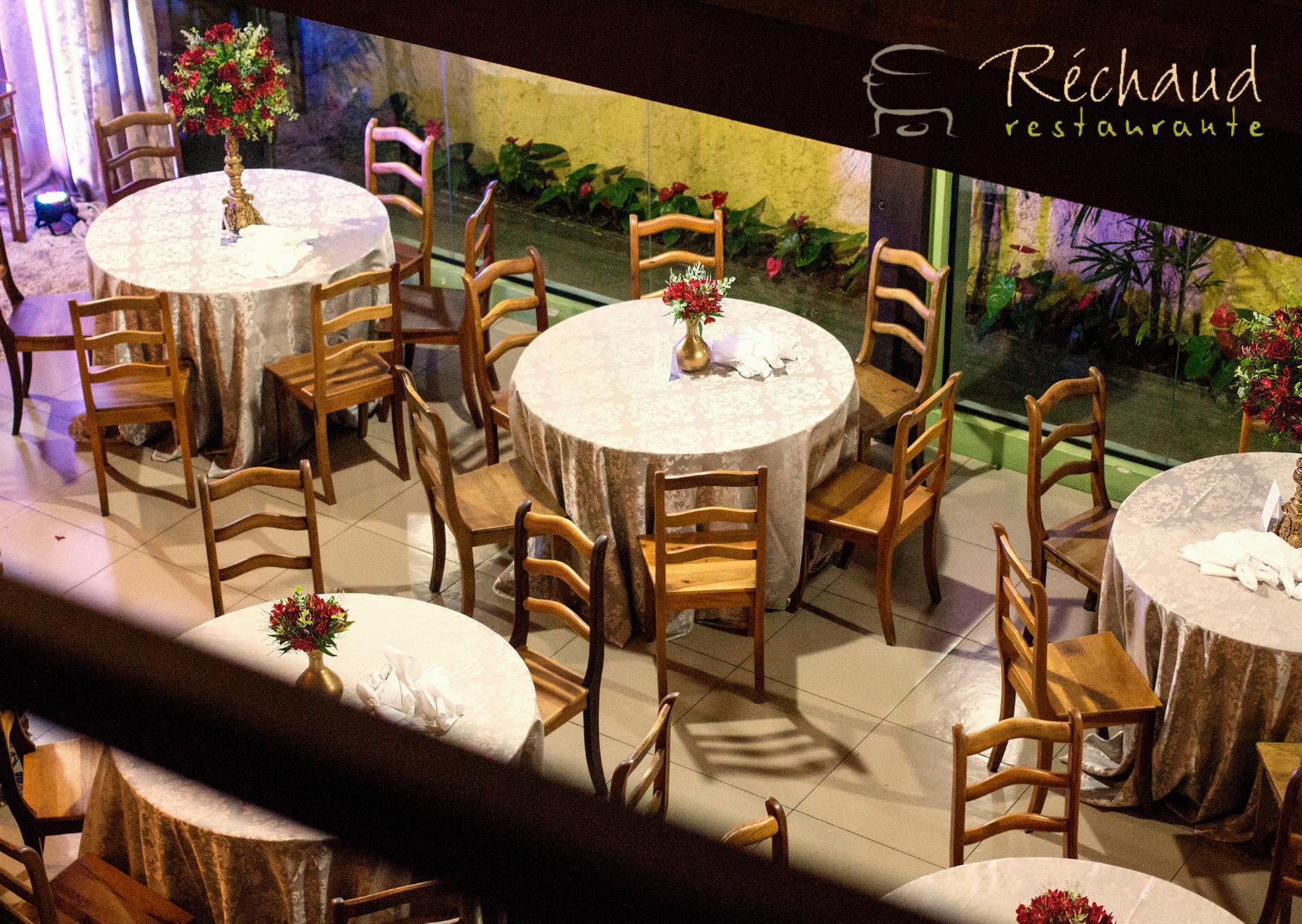 Réchaud Restaurante