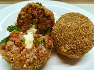 Feisty Arancini CarmEli Old Fashion Cook