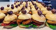 Chicken Schnitzel Burger CarmEli Old Fas