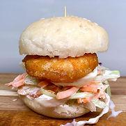 Bring On The Prawn Burger CarmEli Old Fa