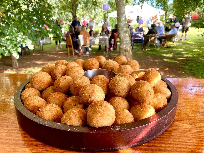 Hot finger foods CarmEli Old Fashion Coo