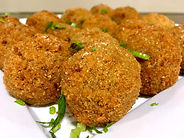 Traditional arancini balls CarmEli Old F