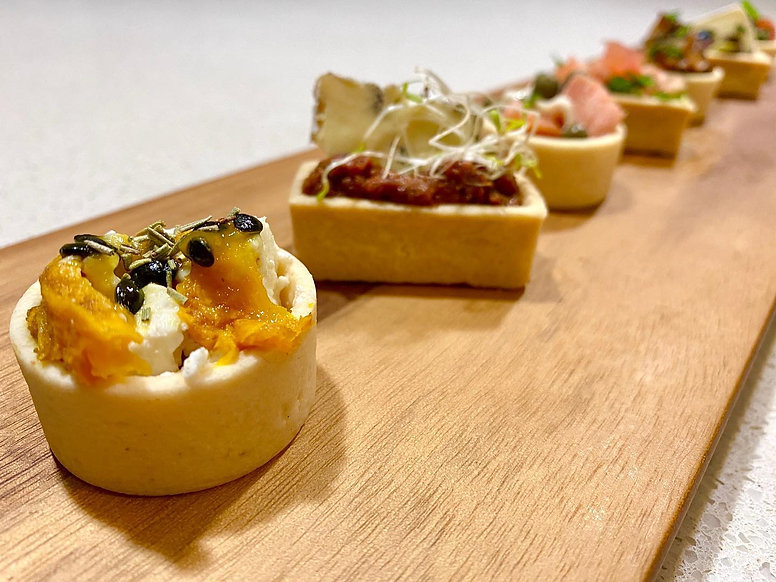 Cold Canapés, CarmEli Old Fashion Cooking Catering In Melbourne