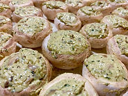 Stuffed mushrooms CarmEli Old Fashion Co