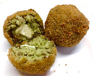Cheesy Arancini CarmEli Old Fashion Cook