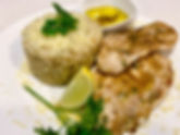 Baked chicken filet Take away meals CarmEli Old Fashion Cookig Catering