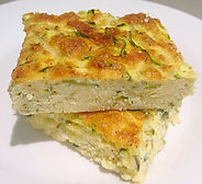 Zucchini slice CarmEli Old Fashion Cooki