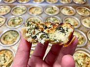 Spinach ricotta CarmEli Old Fashion Cook