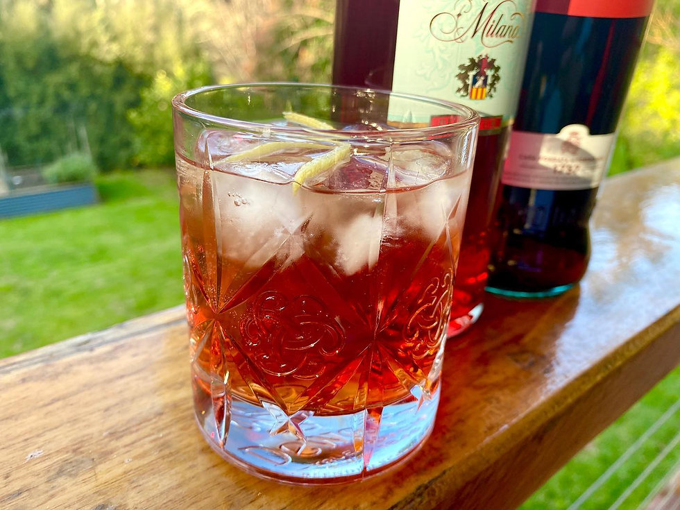 Americano by CarmEli Old Fashion Cooking