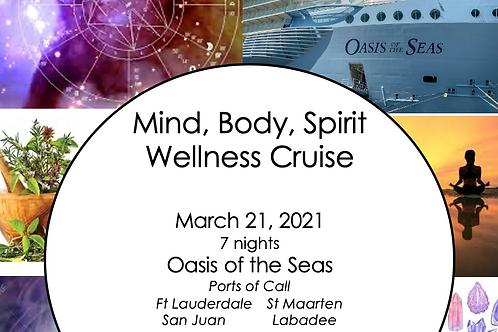 Mind, Body, Spirit Wellness Cruise Seminar Fee