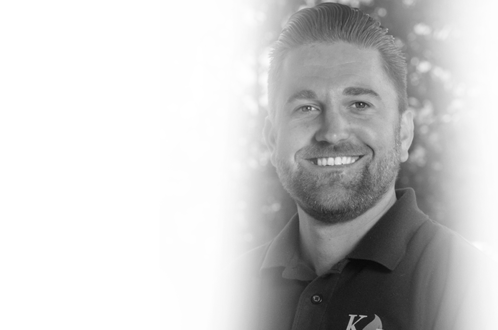 Justin White, CEO  K&D Landscaping
