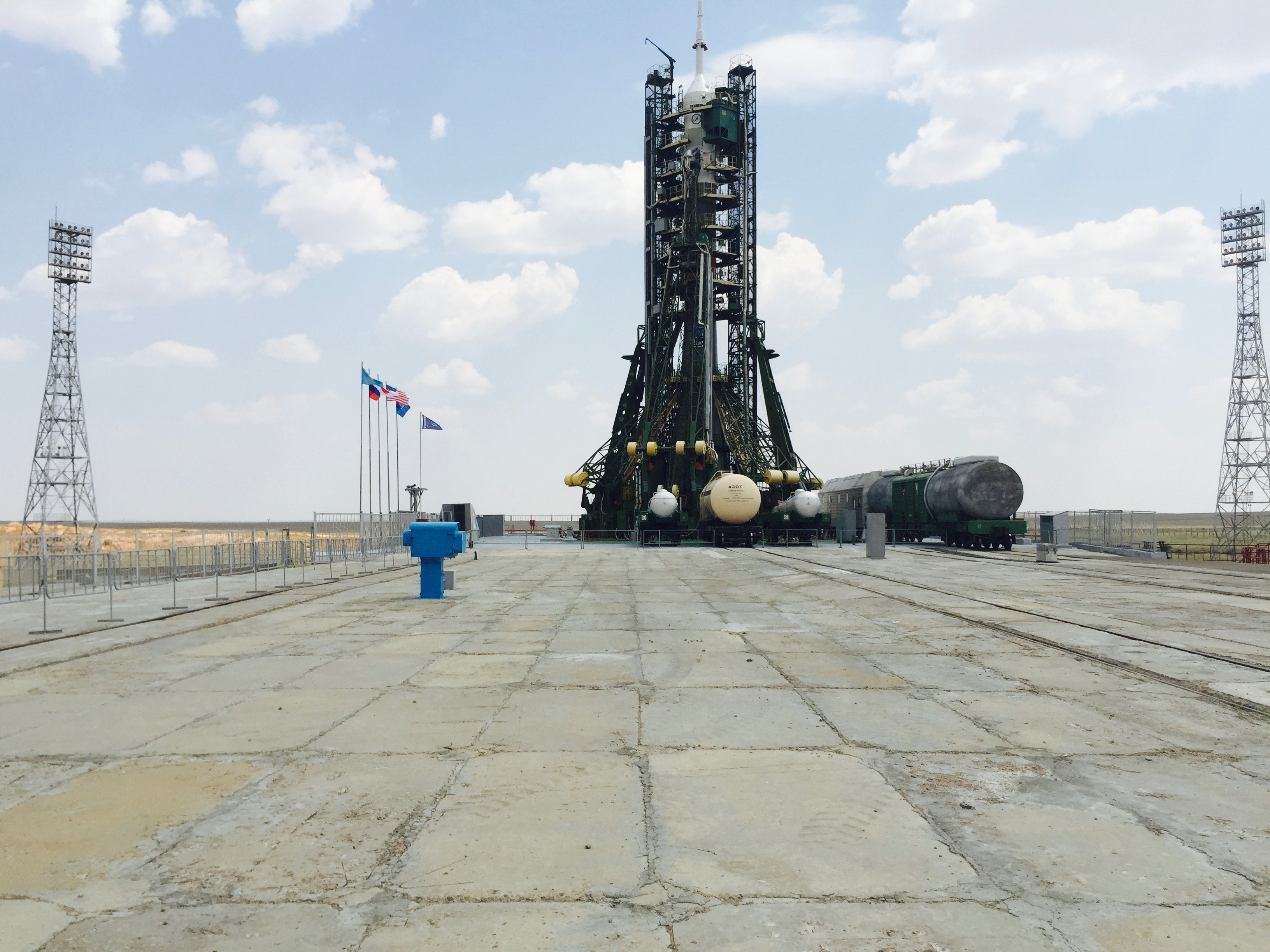 Gagarin Launch Pad, Baikonur
