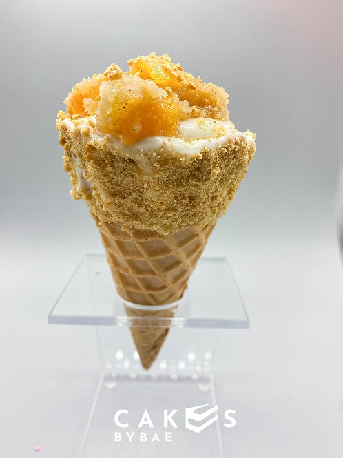 2 FOR  $10 Cheesecake Cones