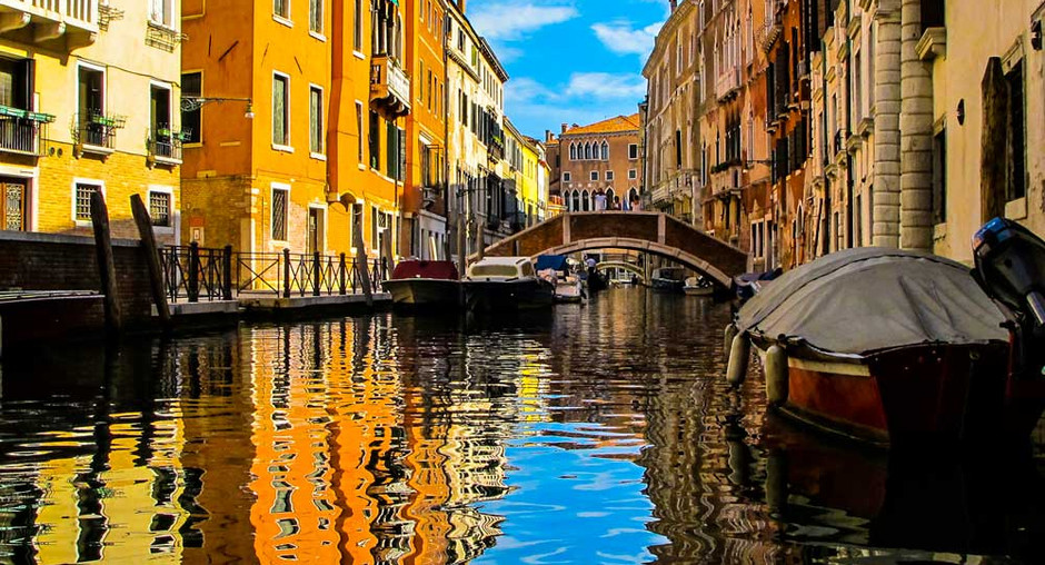 Canals of Venice 2014