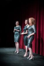 Sugartime Trio Photo by Sabina Burd Photography