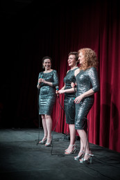 Sugartime Trio Photo by Sabina Burd Photography