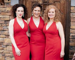 Sugartime Trio Photo by Jeff Barryman
