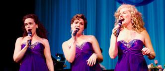 Sugartime Trio Photo by: Auston James
