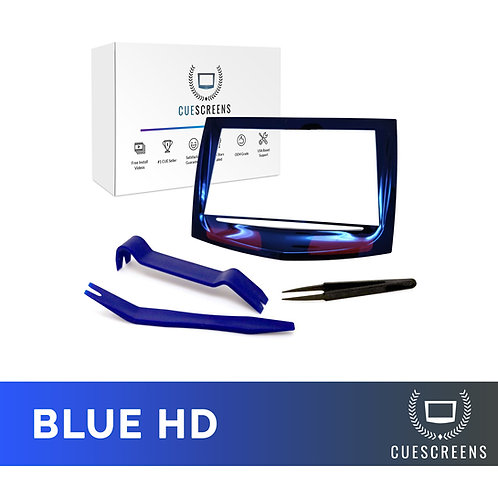 [Blue HD] OEM Cadillac CUE Replacement Touch Screen Display