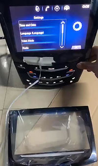 CUESCREENS Cadillac Cue Touch Screen Replacement Testing Process