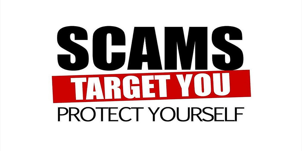 """BE A """"SCAMMER HAMMER"""""""