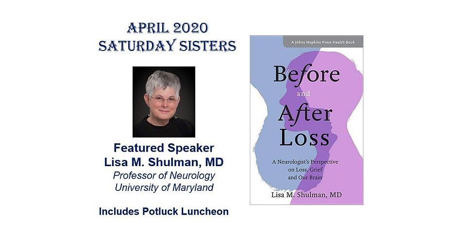 2020 April Saturday Sisters