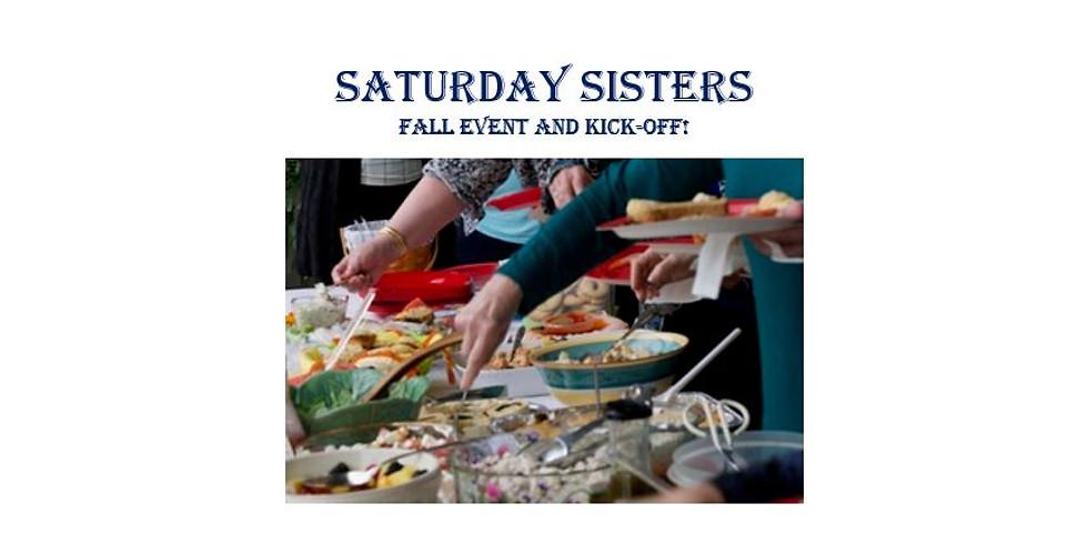 Saturday Sisters - Brunch