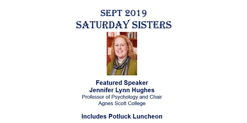 2019 September Saturday Sisters