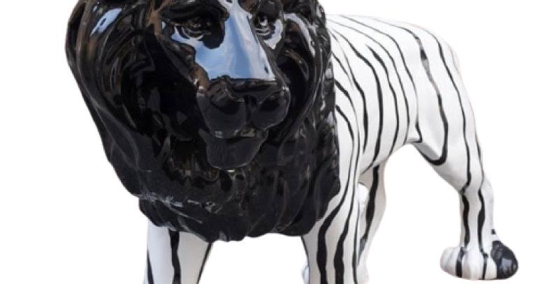 Animaux en résine Suisse - Lion