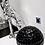 Thumbnail: Pack de 3 balles de golf décoratives en couleur - ø30cm