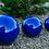 Thumbnail: Boule décorative en résine